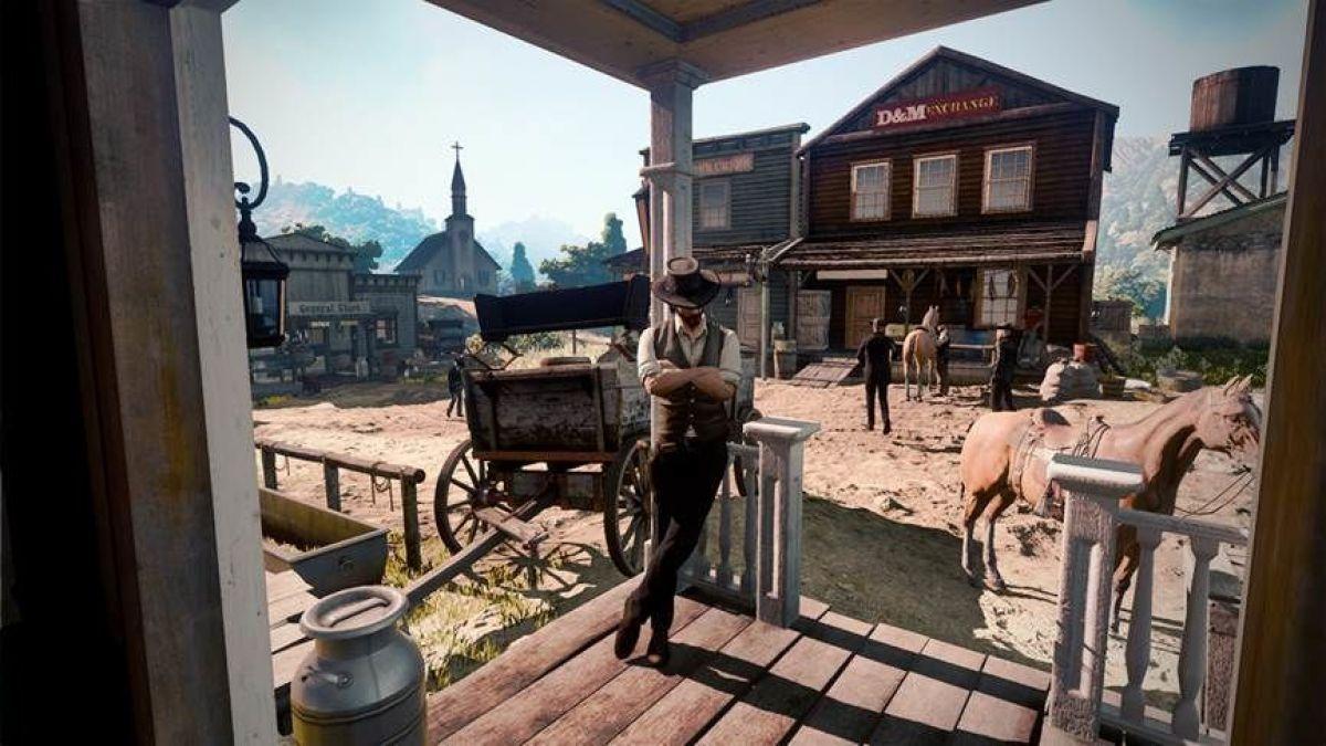 Wild West Online: оружие, навыки и азартные игры - интервью со Штефаном Багейджем 20179