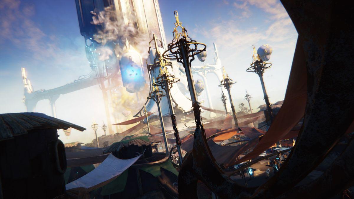 Всё, что нужно знать о дополнении Plains of Eidolon для Warframe 20420