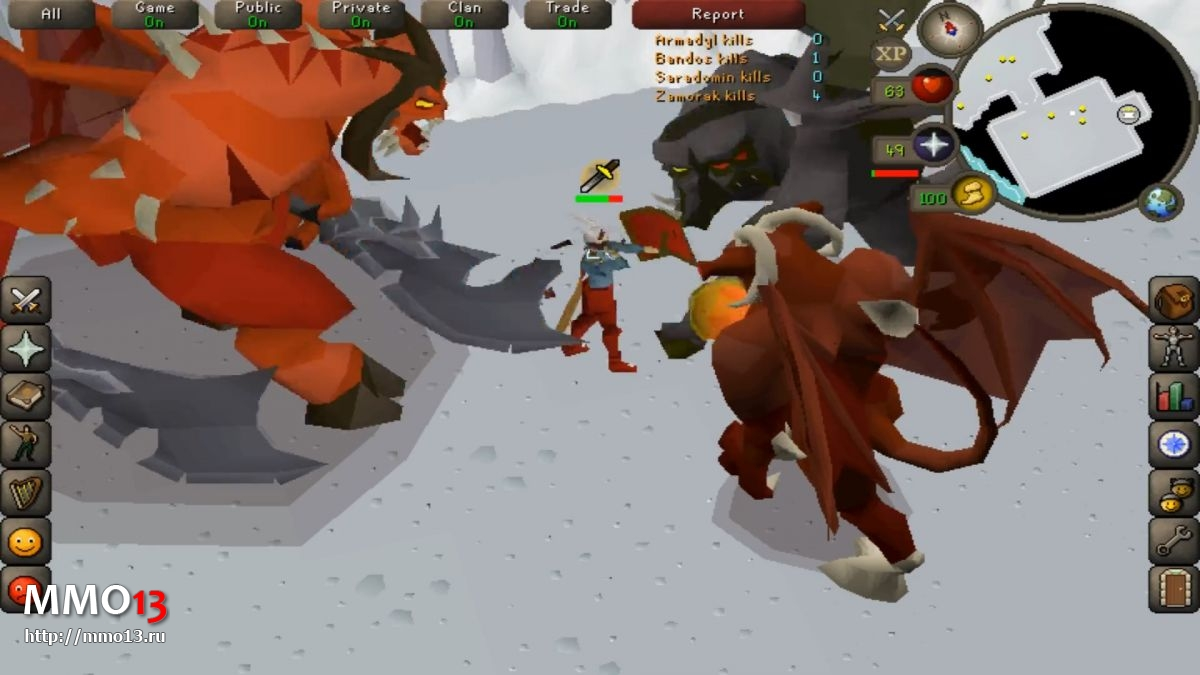 Браузерная MMORPG RuneScape доберется до мобильных платформ 20495