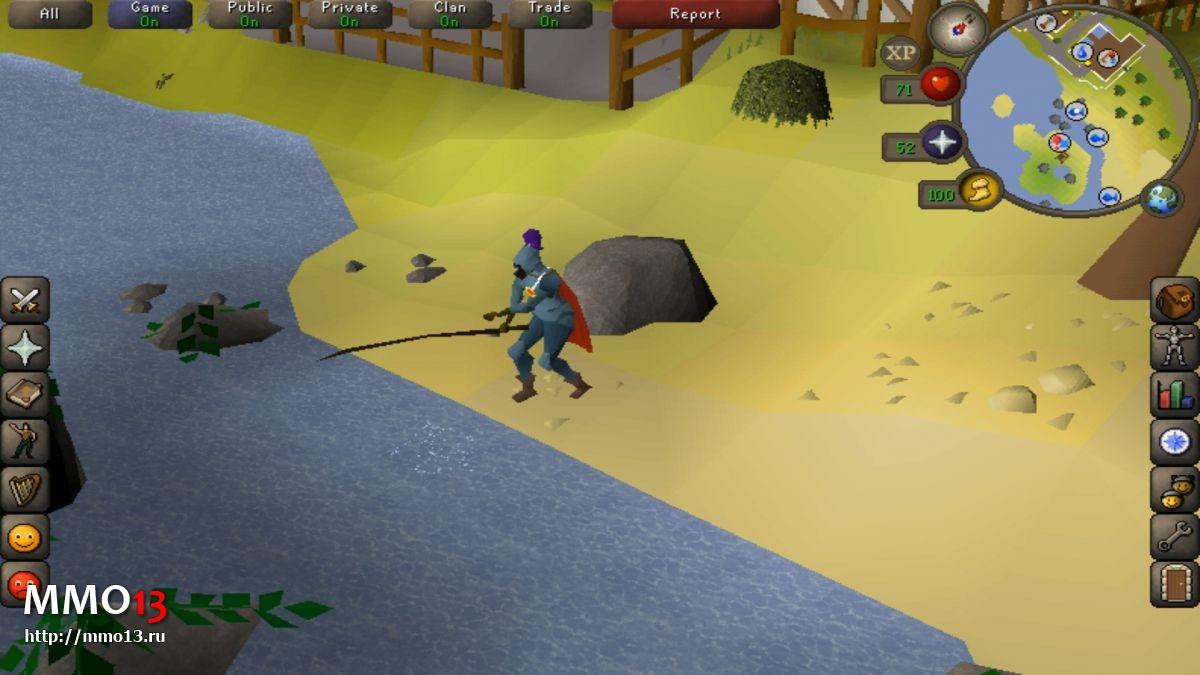 Браузерная MMORPG RuneScape доберется до мобильных платформ 20496