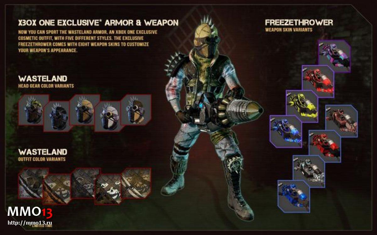 Killing Floor 2 выйдет на Xbox One 20609