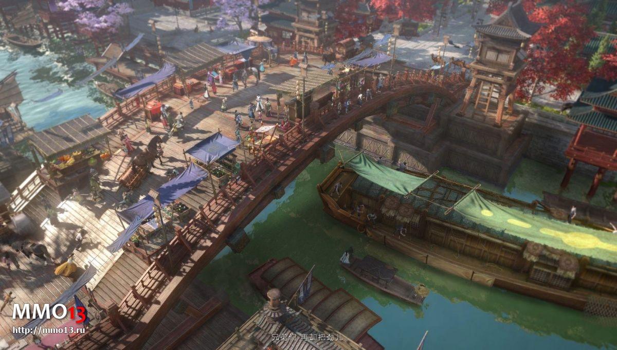 Небольшой обзор и впечатления участника ЗБТ MMORPG Justice (Treacherous Waters) 20636