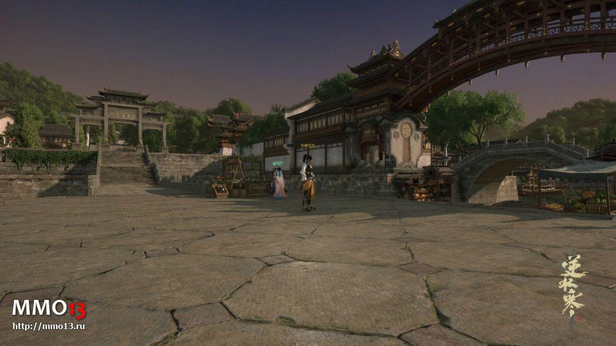 Небольшой обзор и впечатления участника ЗБТ MMORPG Justice (Treacherous Waters) 20637