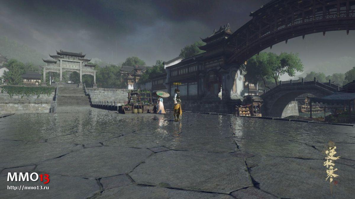 Небольшой обзор и впечатления участника ЗБТ MMORPG Justice (Treacherous Waters) 20638