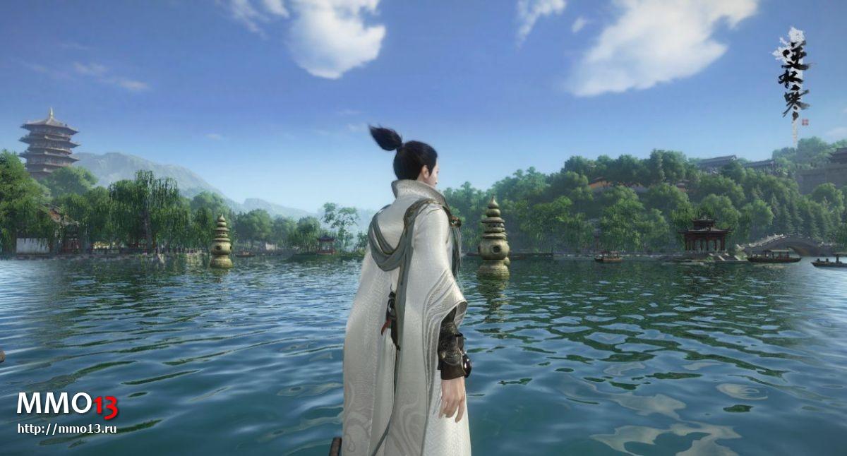 Небольшой обзор и впечатления участника ЗБТ MMORPG Justice (Treacherous Waters) 20639