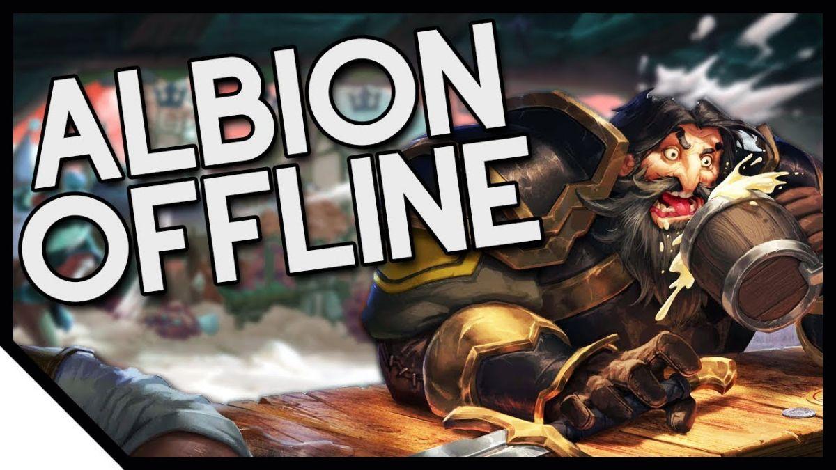 Война между продавцами золота и разработчиками в Albion Online 20771