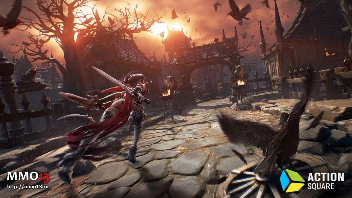 На основе Blade 2 сделают новую игру, которая выйдет на западном рынке 20833