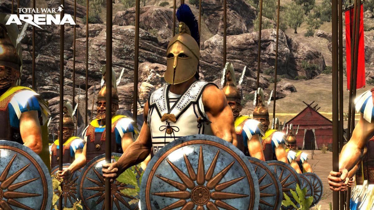 Закрытое бета-тестирование Total War: ARENA намечено на сентябрь 20931
