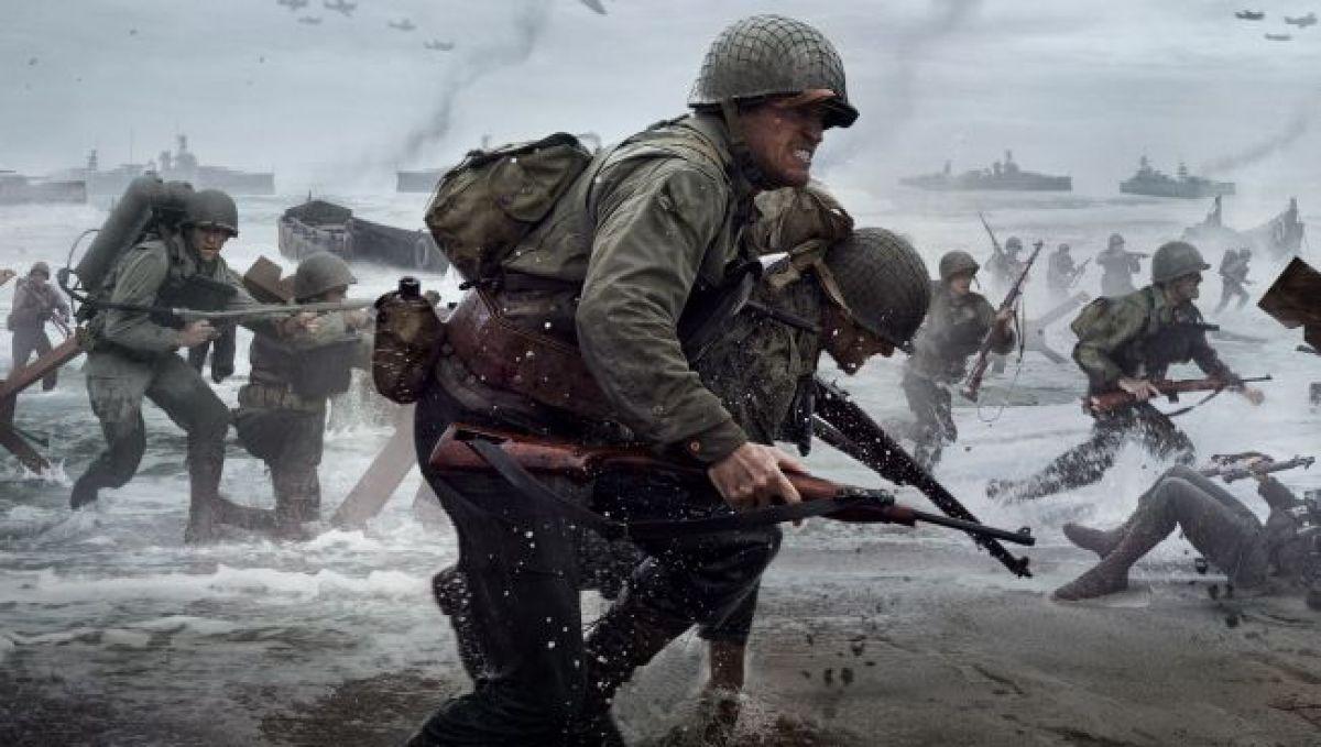 Тестирование Call of Duty: WWII на PC подтверждено 20952