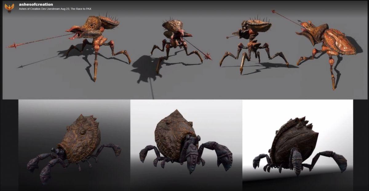 Ashes of Creation: пиратство, экипировка и баффы 20962