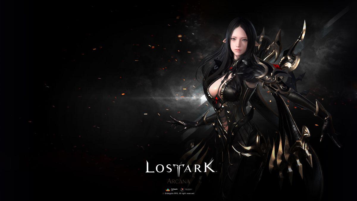 Новый концепт-арт Lost Ark: разбираем на обои! 20965