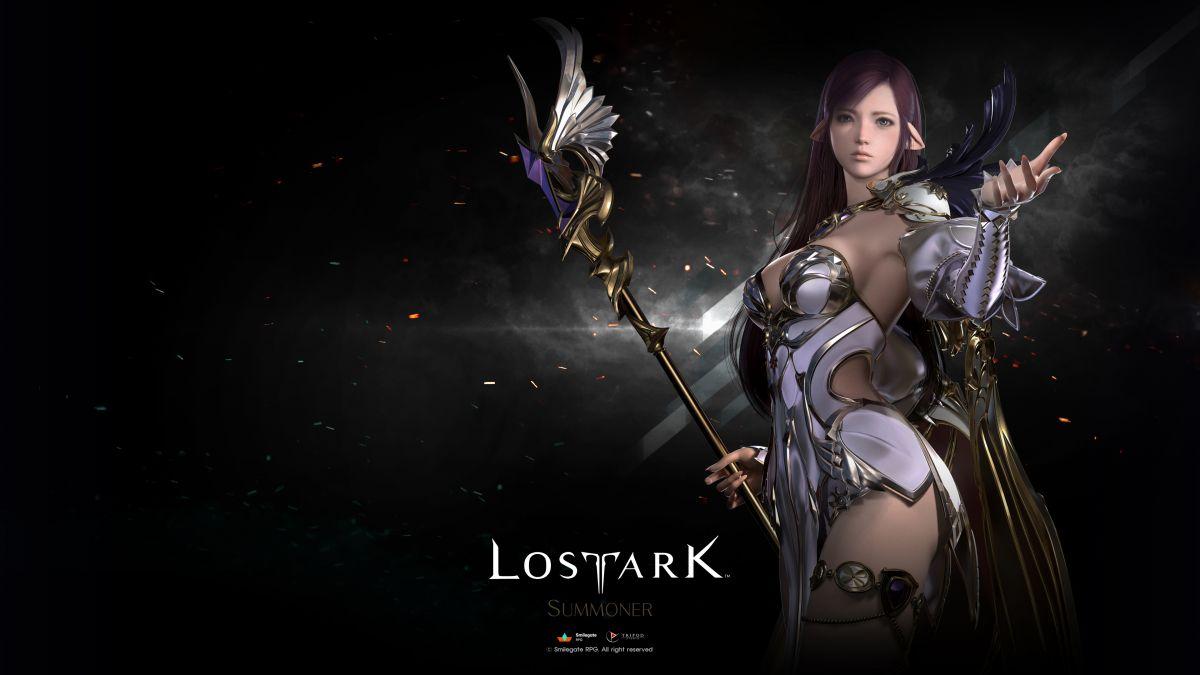 Новый концепт-арт Lost Ark: разбираем на обои! 20966