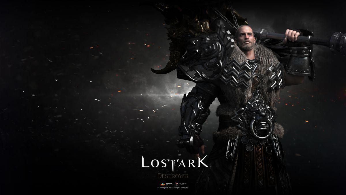 Новый концепт-арт Lost Ark: разбираем на обои! 20967