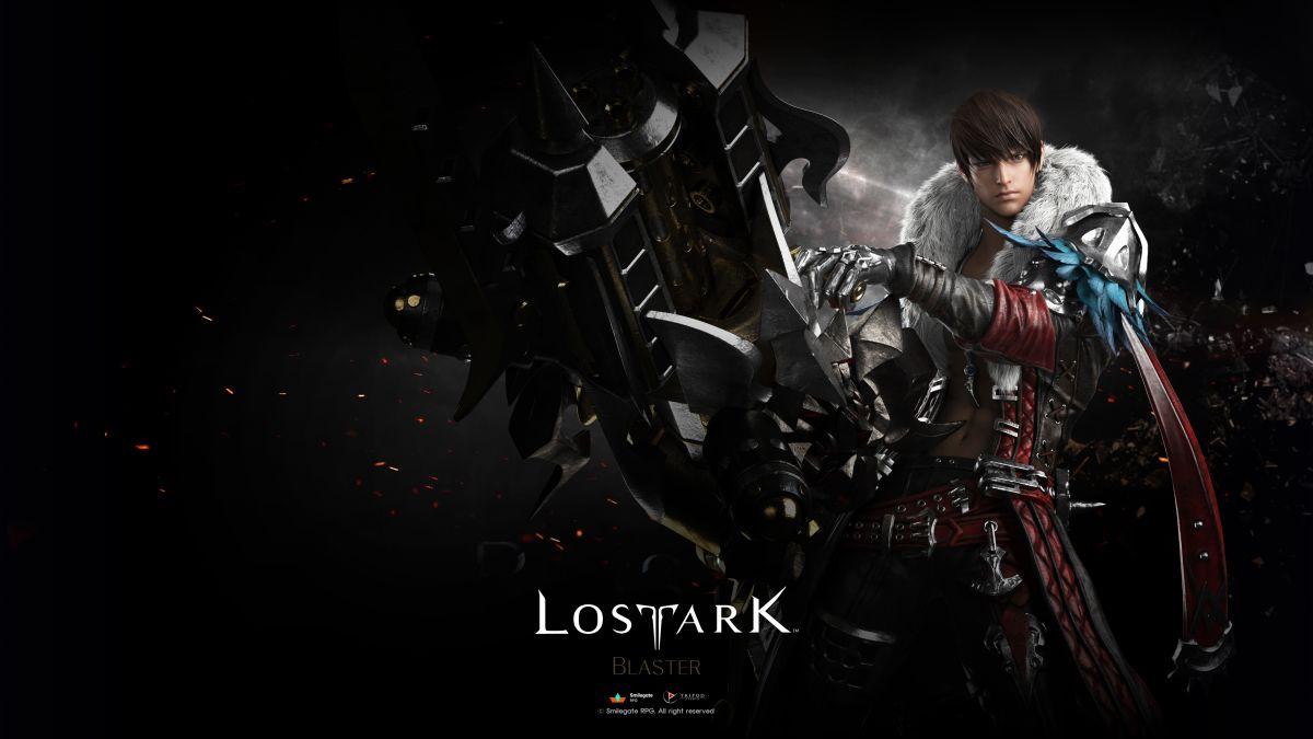 Новый концепт-арт Lost Ark: разбираем на обои! 20968