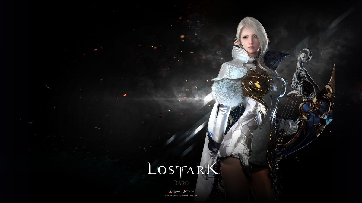 Новый концепт-арт Lost Ark: разбираем на обои! 20971