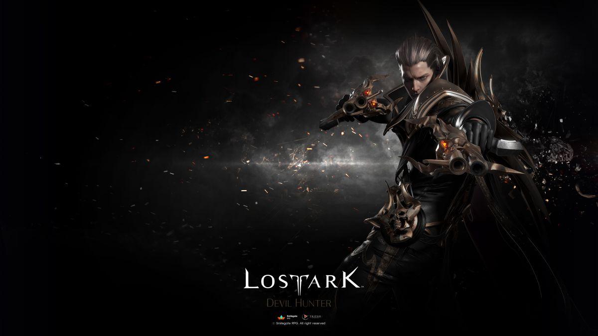 Новый концепт-арт Lost Ark: разбираем на обои! 20972