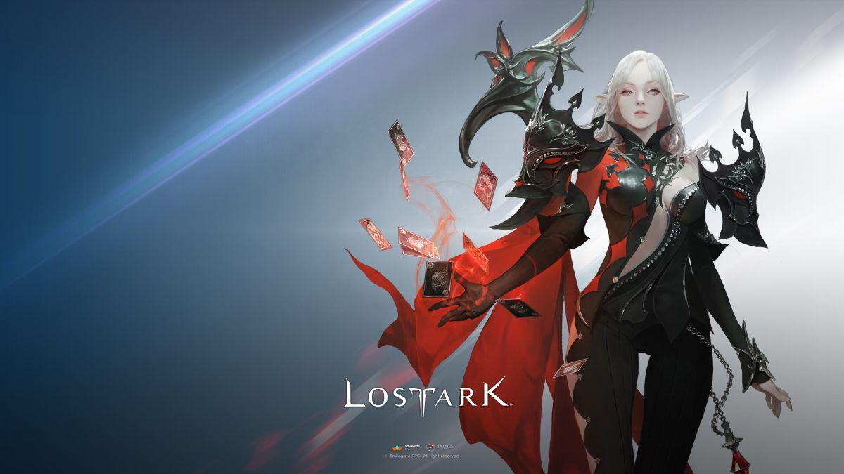Новый концепт-арт Lost Ark: разбираем на обои! 20975