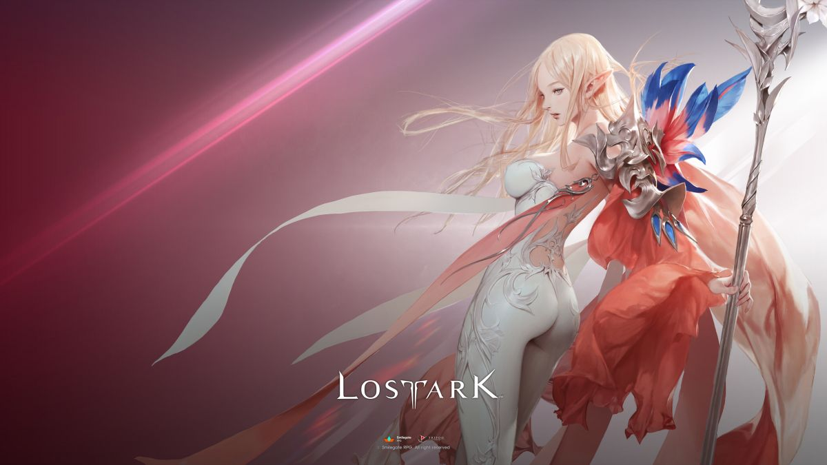Новый концепт-арт Lost Ark: разбираем на обои! 20977