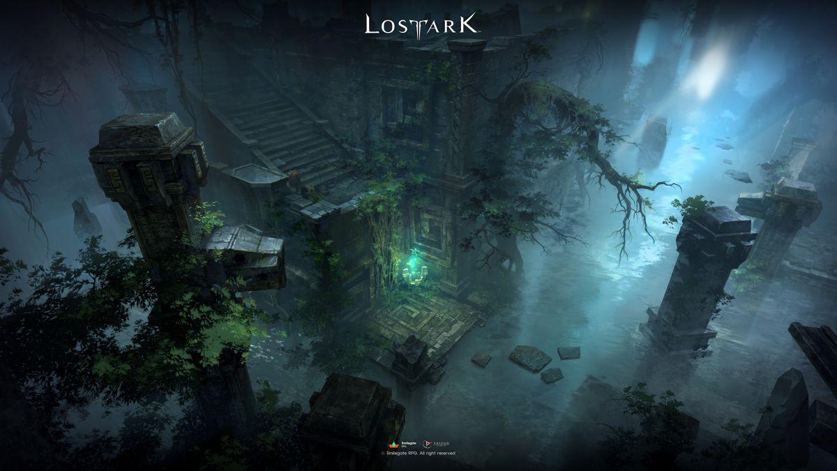 Новый концепт-арт Lost Ark: разбираем на обои! 20985