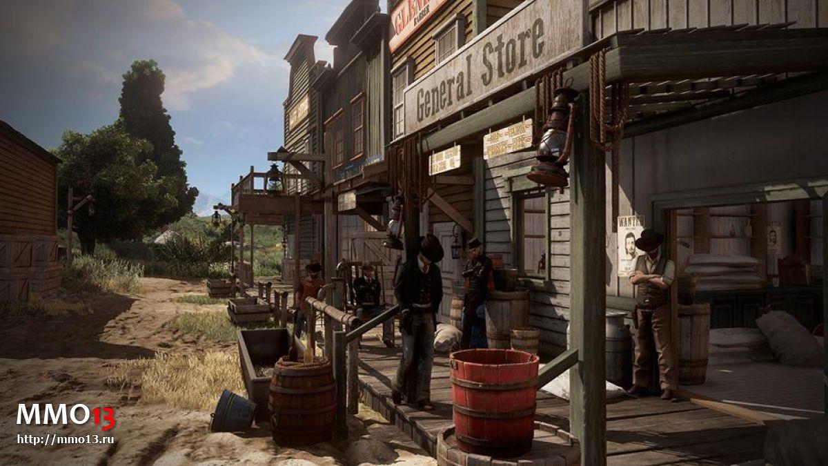 Репутация и PvP в Wild West Online 21117