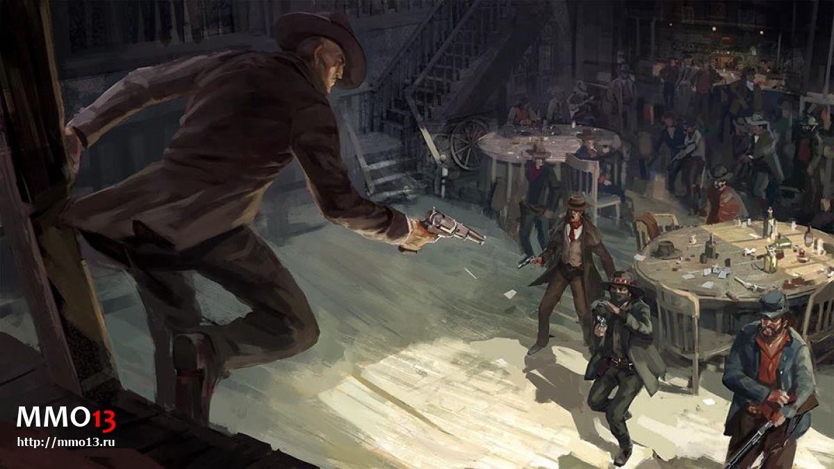 Репутация и PvP в Wild West Online 21118
