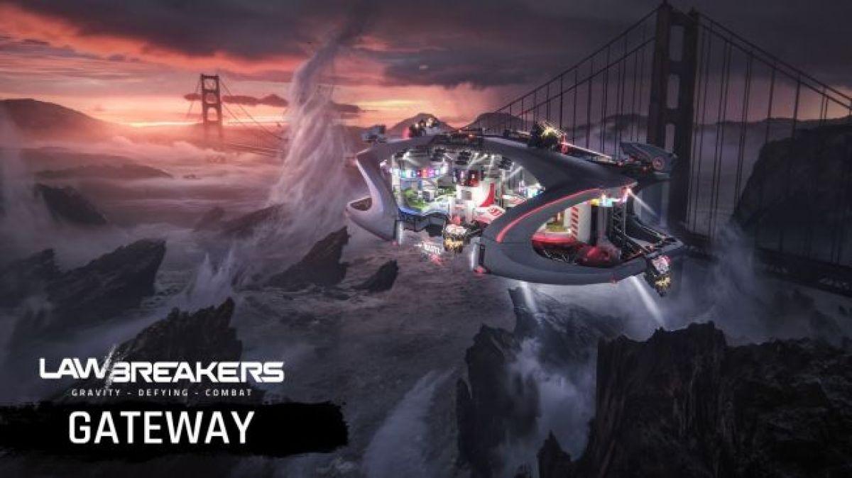 Полная дорожная карта LawBreakers 21234