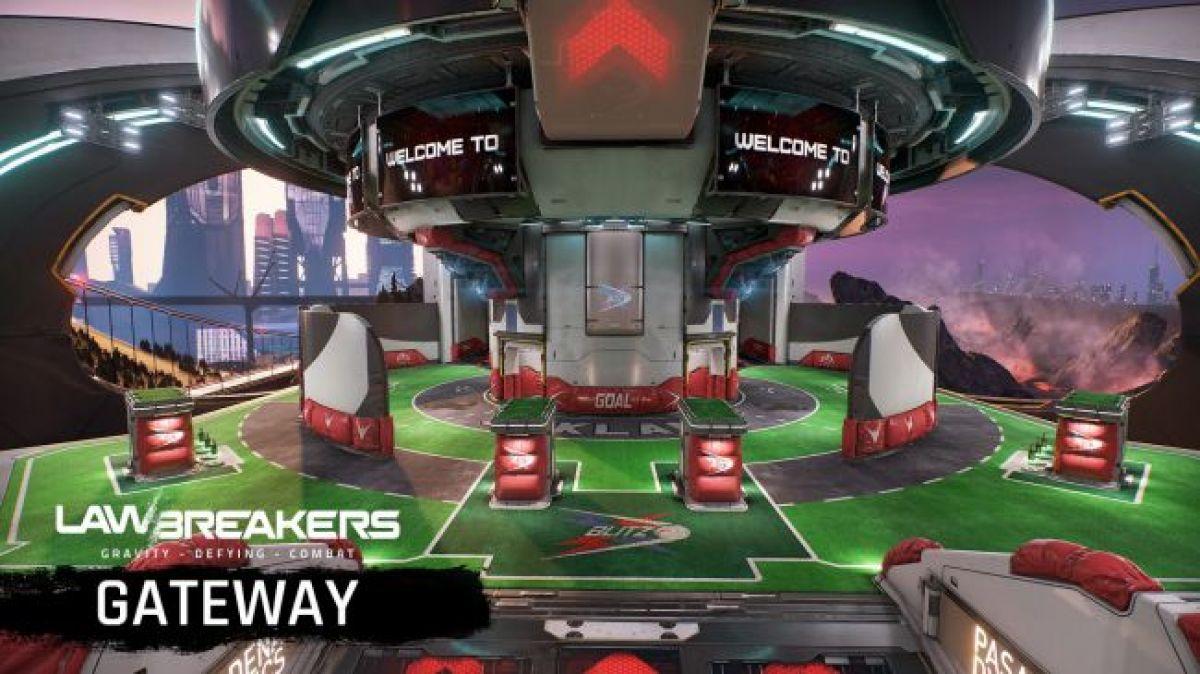Полная дорожная карта LawBreakers 21235