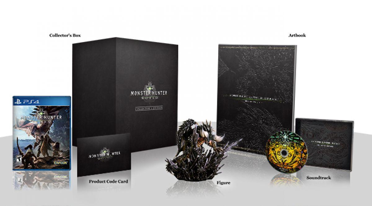 Дата выхода на PS4 и новый трейлер Monster Hunter: World 21437