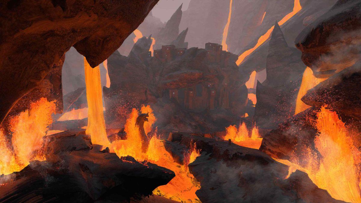 Funcom работает над новым регионом и подземельем для Conan Exiles 21440