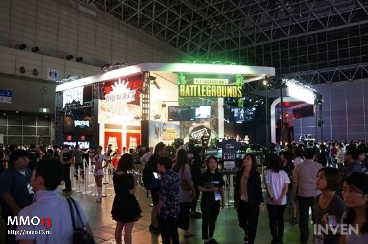 TGS 2017: Главное из интервью с разработчиками PlayerUnknown's Battlegrounds 21475