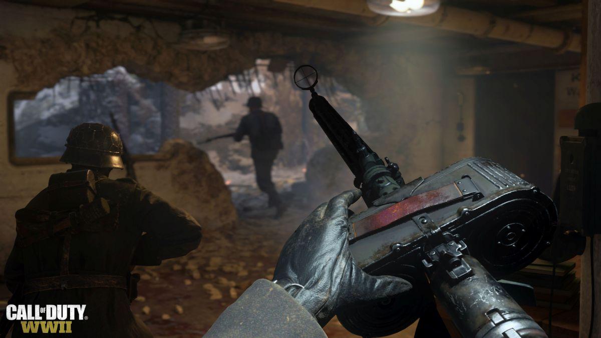 Бета-версию Call of Duty: WWII для PC можно предзагрузить 21488