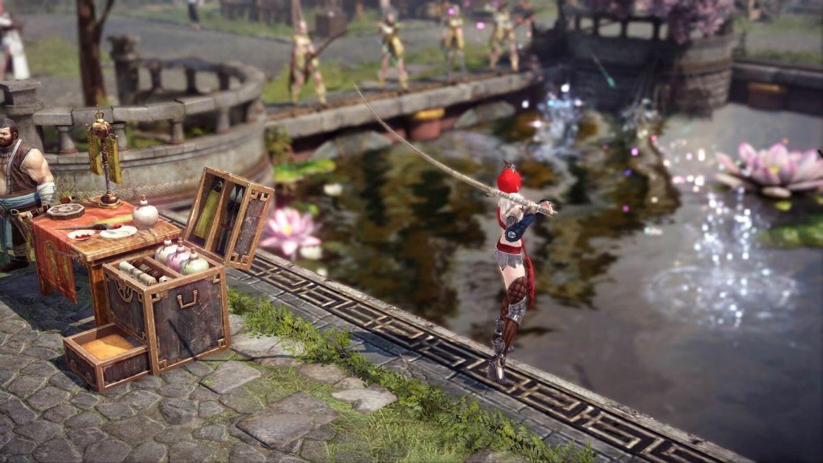 Обзор Lost Ark: фото-отчёт с ЗБТ2 от КМ Риша 21548