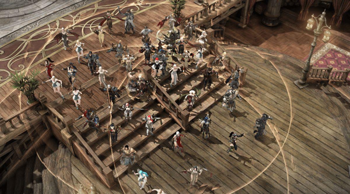 Обзор Lost Ark: фото-отчёт с ЗБТ2 от КМ Риша 21569
