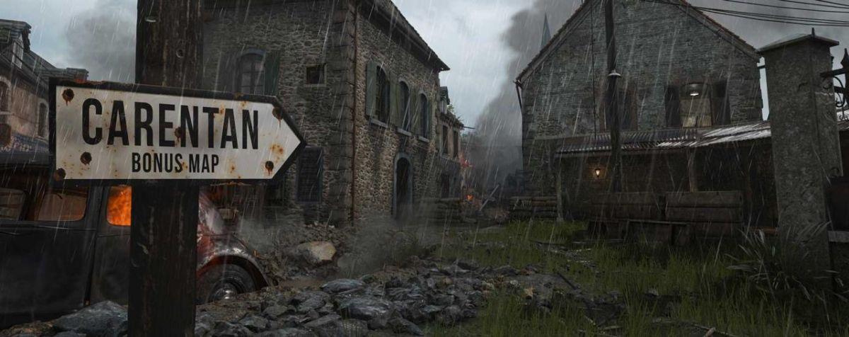 Call of Duty: WWII сыграет на чувстве ностальгии: вас ждёт карта из первой части 21629
