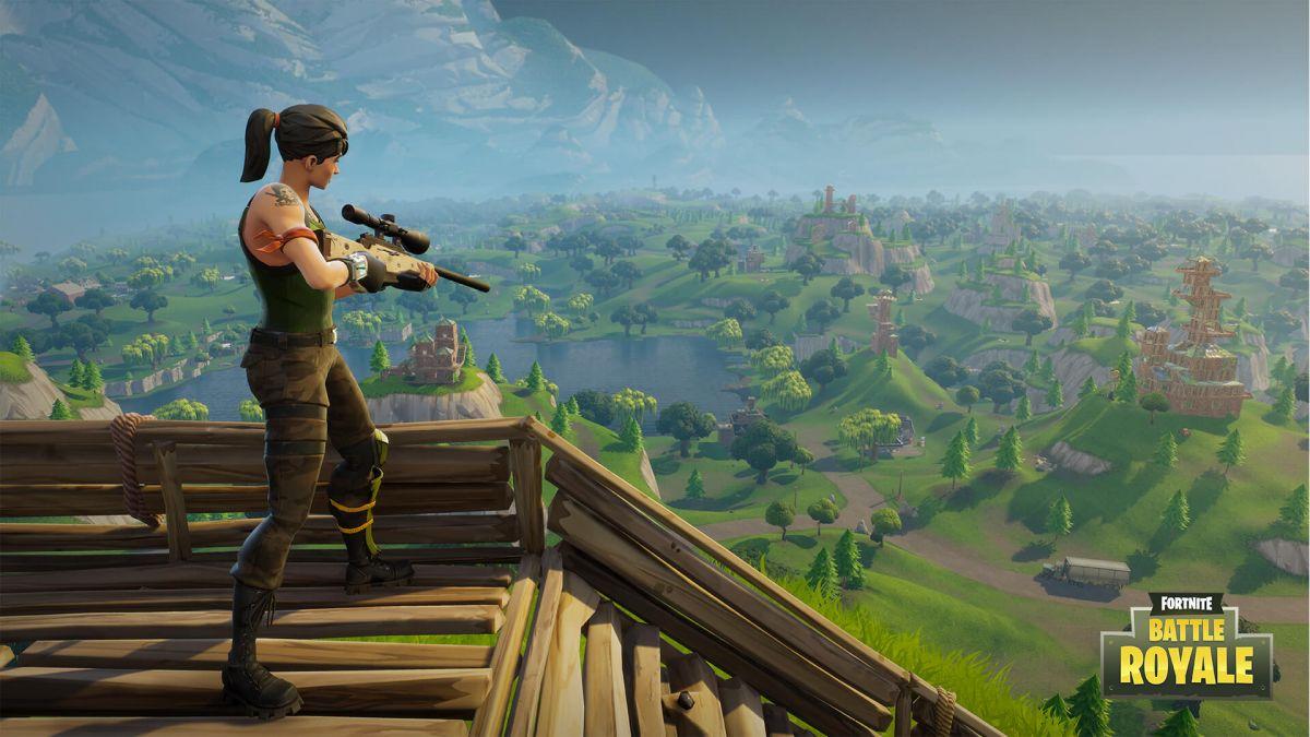 Онлайн Fortnite: Battle Royale достиг 525 тысяч игроков 21654