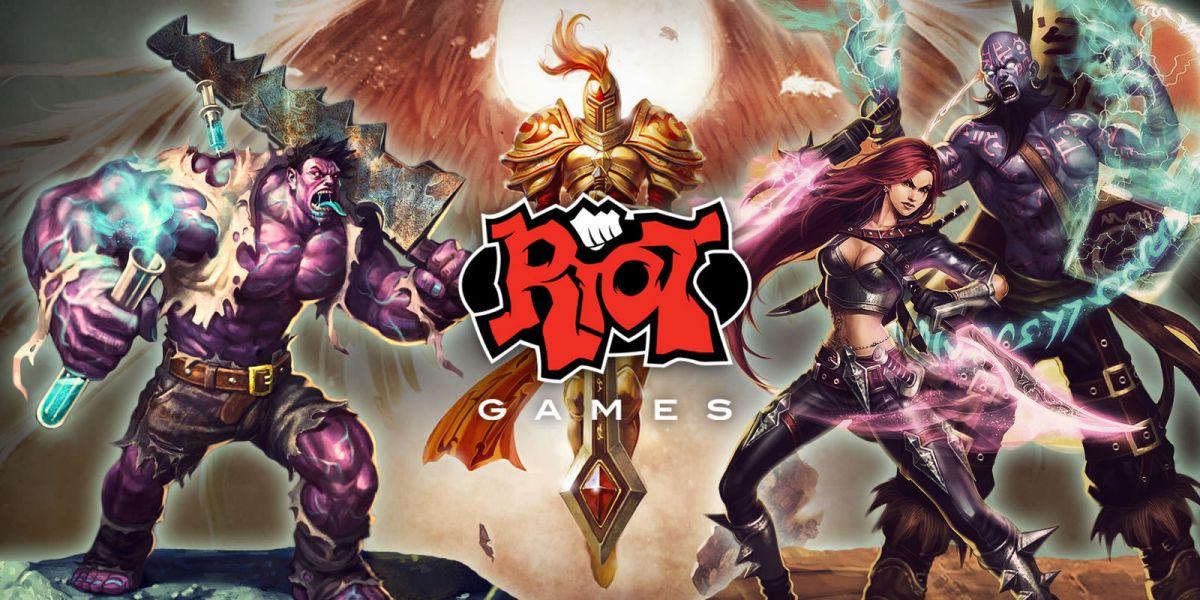 Основатели Riot Games возглавят разработку новой игры 21689