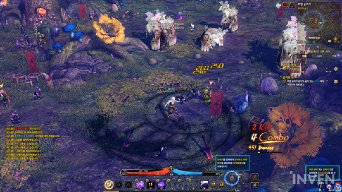 Корейское ОБТ MMORPG Kuntara начнется 19 октября 21691