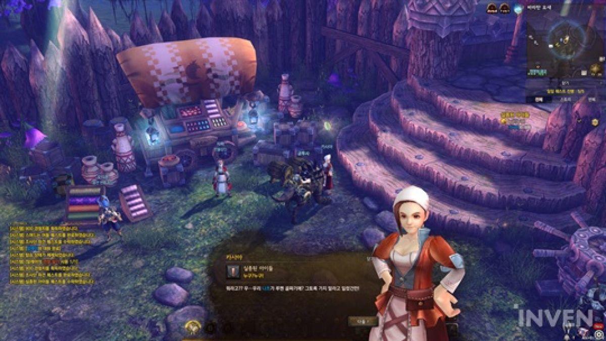 Корейское ОБТ MMORPG Kuntara начнется 19 октября 21692