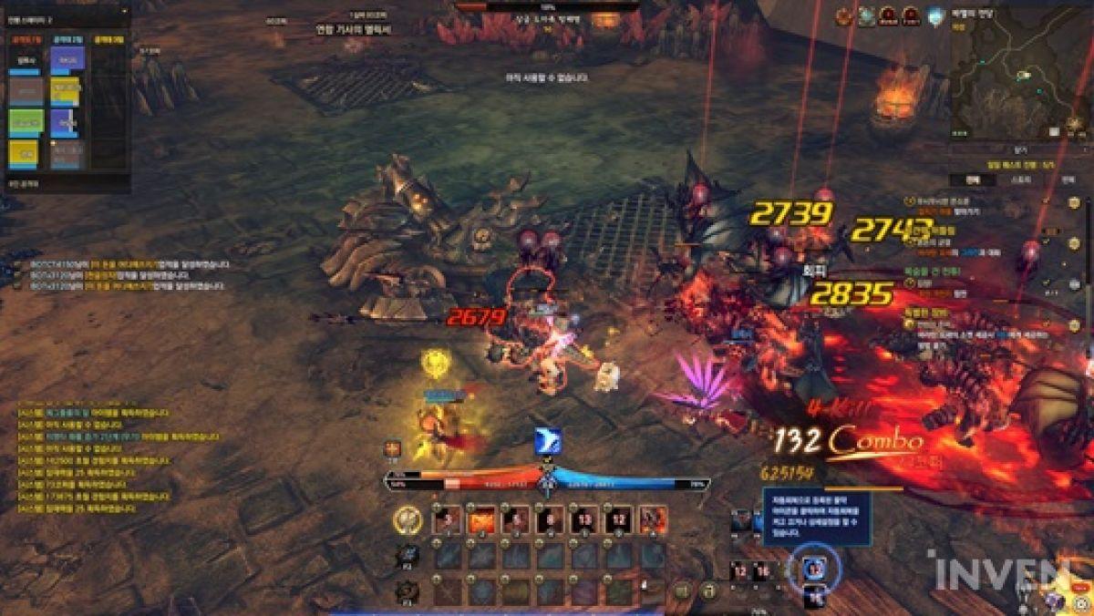 Корейское ОБТ MMORPG Kuntara начнется 19 октября 21693