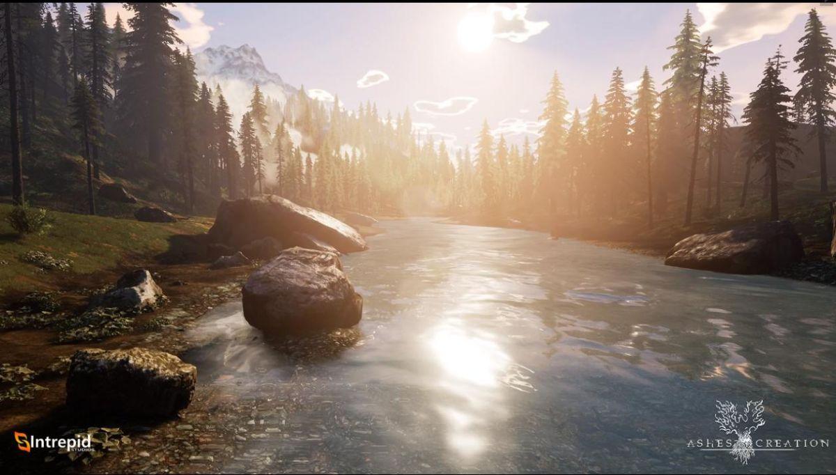 Стрим Interpid Studios от 16 октября раскрыл новые детали Ashes of Creation 21724