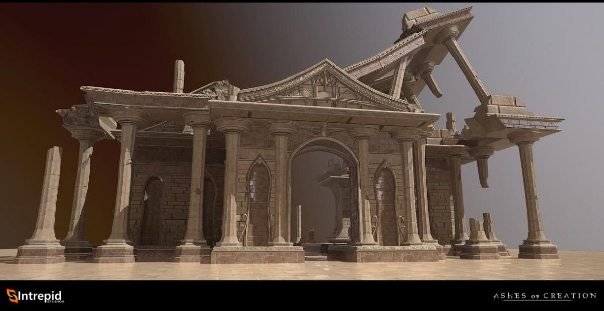 Стрим Interpid Studios от 16 октября раскрыл новые детали Ashes of Creation 21733