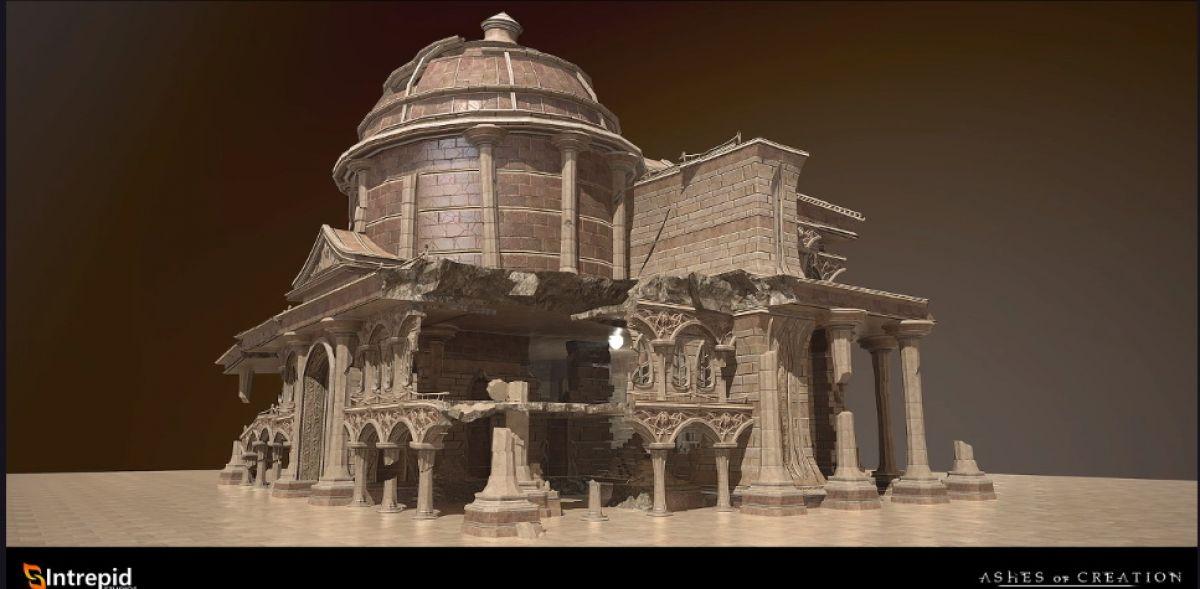 Стрим Interpid Studios от 16 октября раскрыл новые детали Ashes of Creation 21734