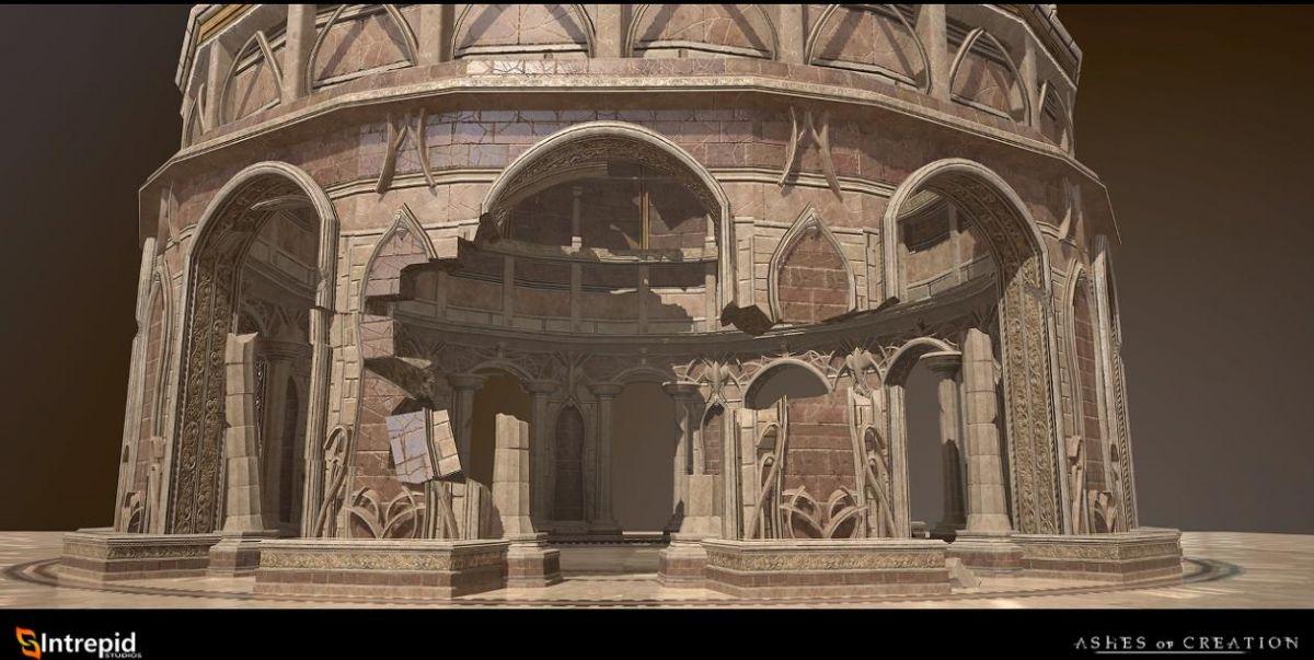 Стрим Interpid Studios от 16 октября раскрыл новые детали Ashes of Creation 21735