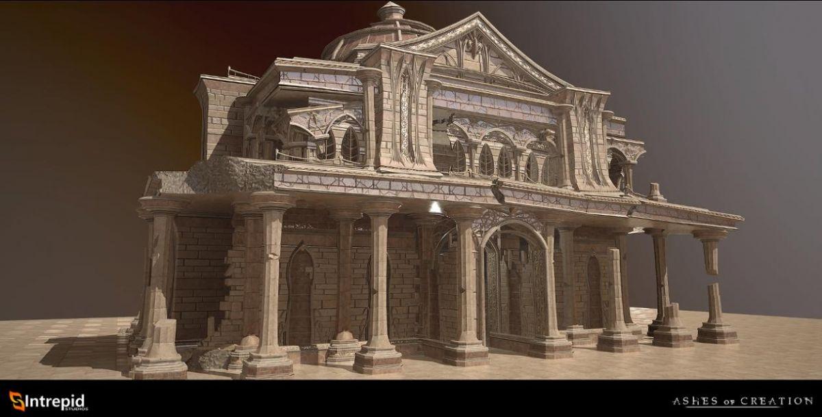 Стрим Interpid Studios от 16 октября раскрыл новые детали Ashes of Creation 21737