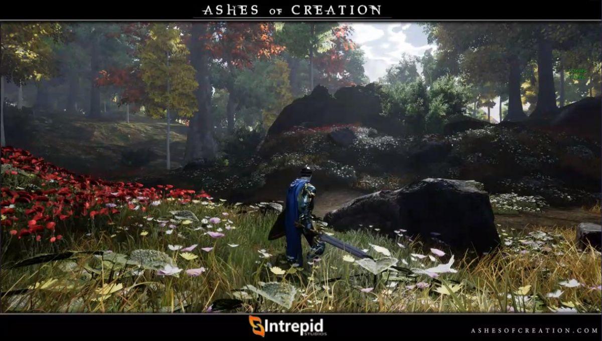 Стрим Interpid Studios от 16 октября раскрыл новые детали Ashes of Creation 21739
