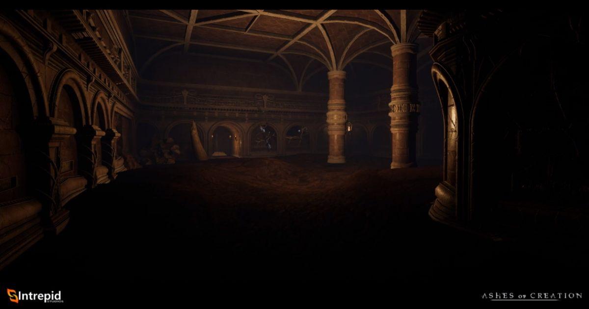 Стрим Interpid Studios от 16 октября раскрыл новые детали Ashes of Creation 21740