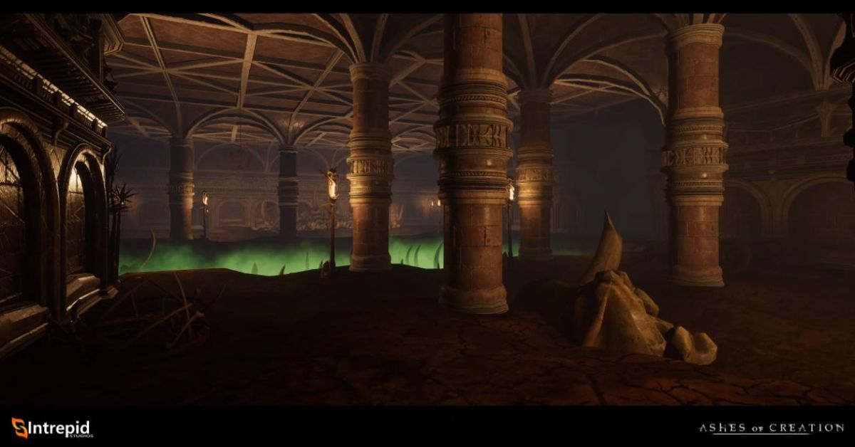 Стрим Interpid Studios от 16 октября раскрыл новые детали Ashes of Creation 21741