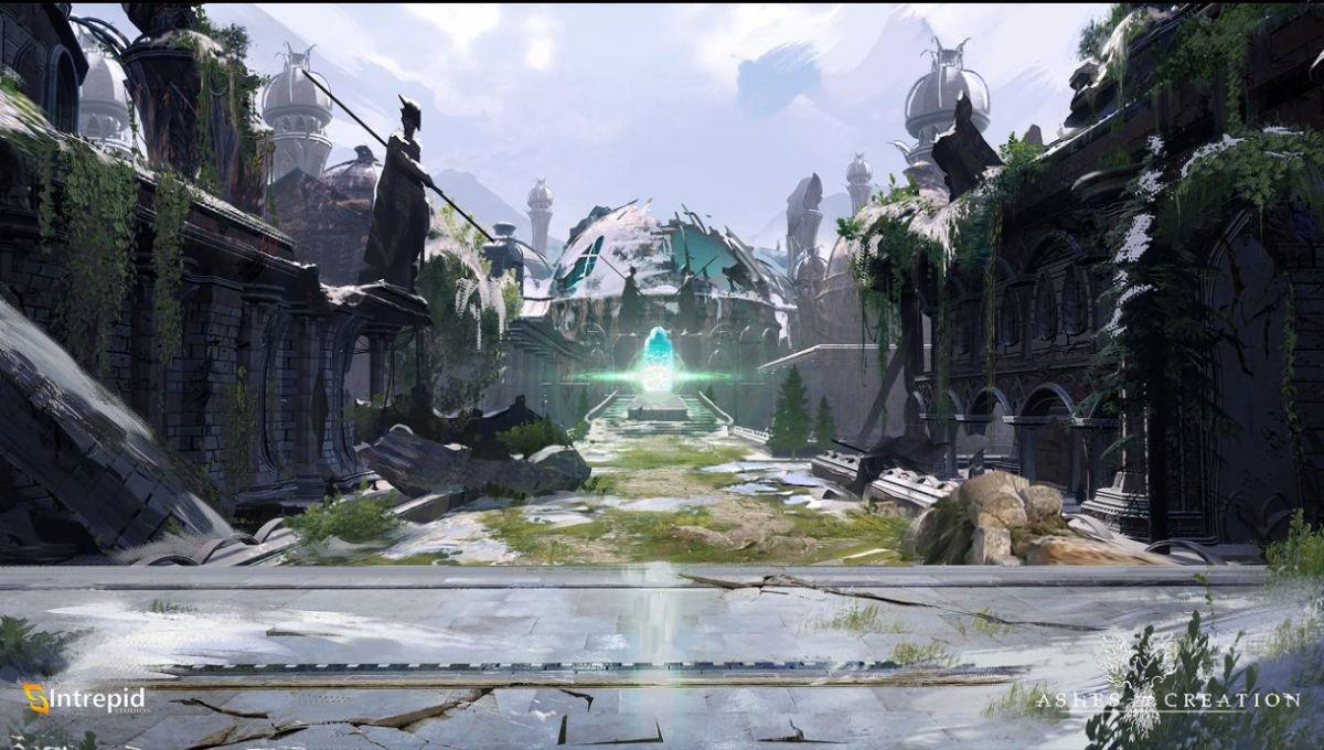 Стрим Interpid Studios от 16 октября раскрыл новые детали Ashes of Creation 21742