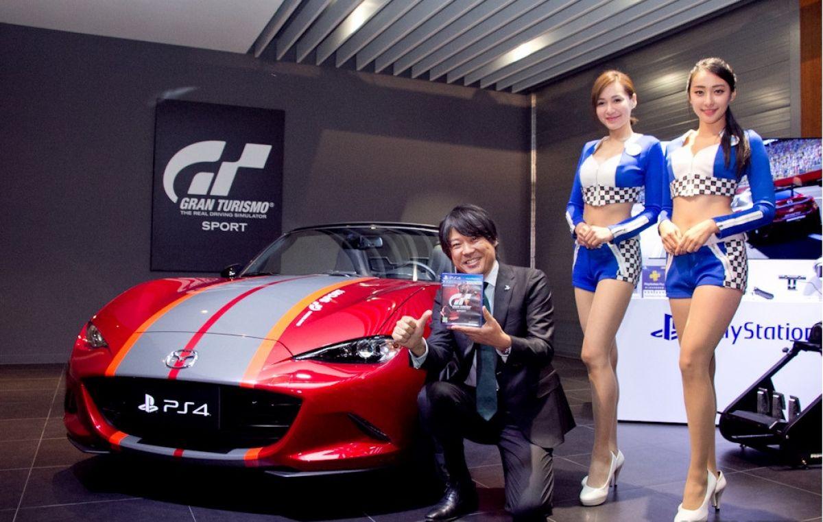 Состоялся релиз Gran Turismo Sport для PlayStation 4 21758