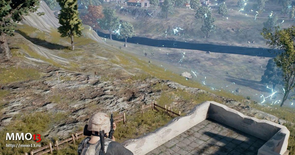 Синяя зона в Playerunknown`s Battlegrounds станет еще опаснее 21776